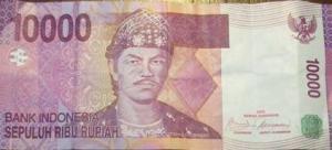 Uang Kertas 10000 rupiah