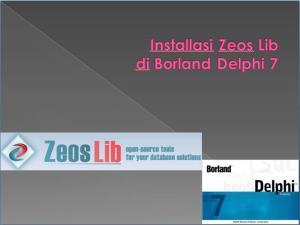 instalasi_zeos